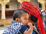 child dad india