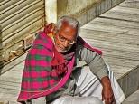 old man in rajasthan