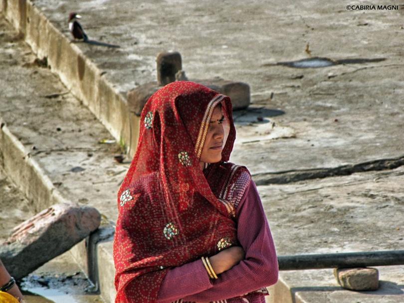 pushkar girl india