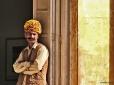 india man waiting