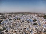 Jodhpur, view.