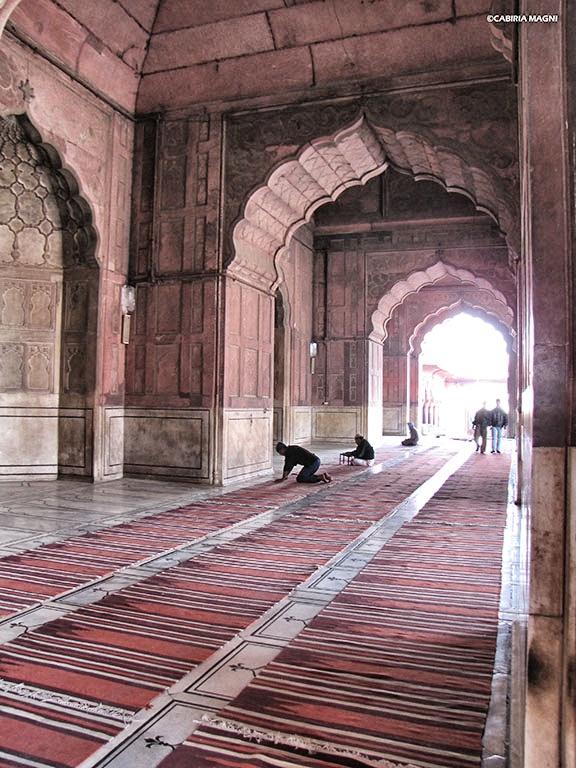 Jama Majid mosque, Delhi
