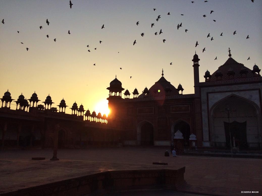 Agra moschea cabiria magni