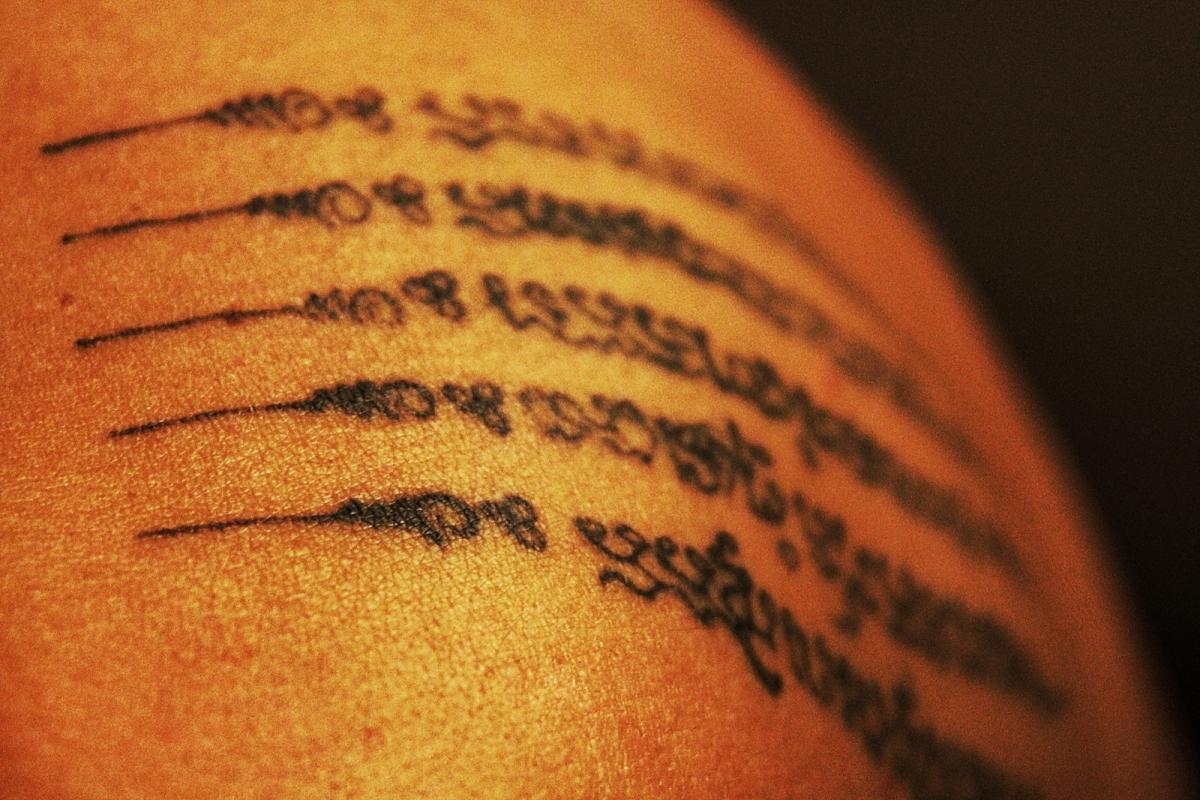 Sak yant tattoo, ovvero: i tatuaggi magici