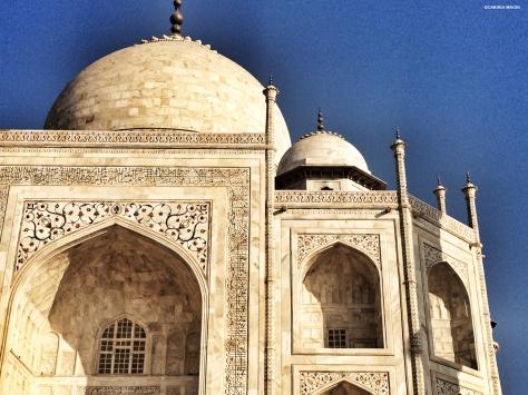 Agra Taj Mahal Cabiria Magni