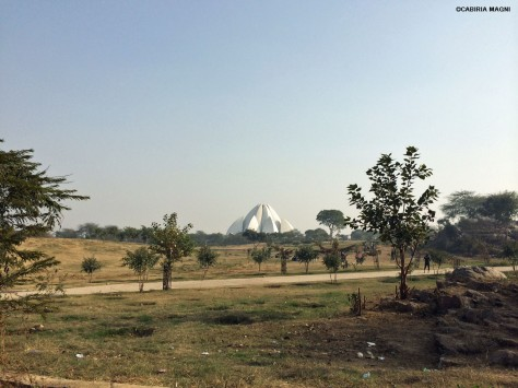 Lotus Temple, Delhi