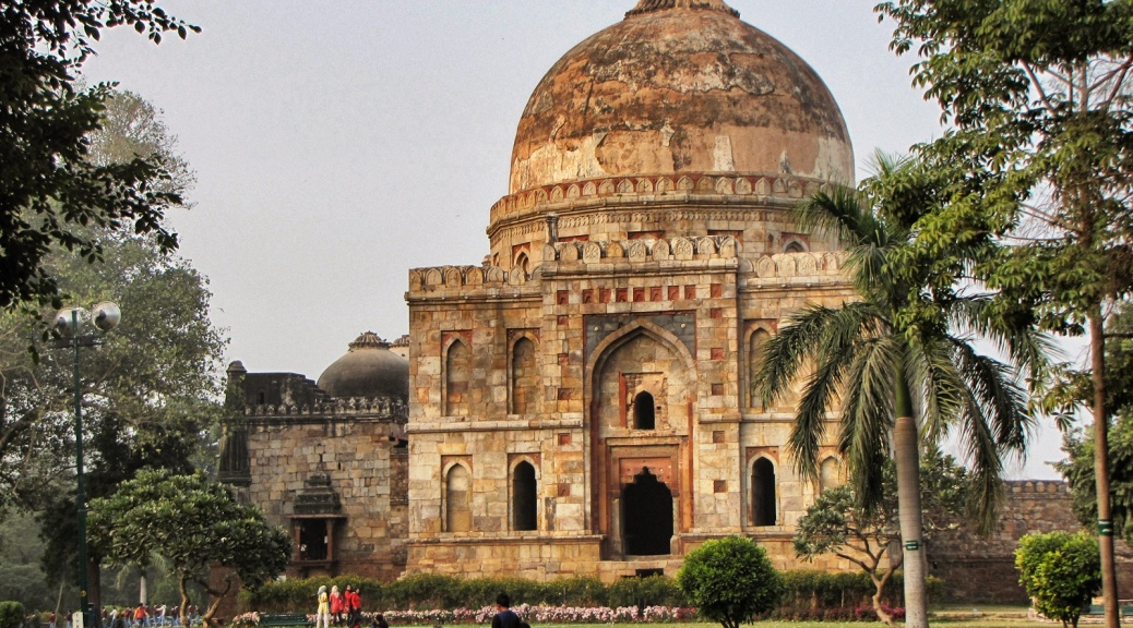Lodi garden delhi