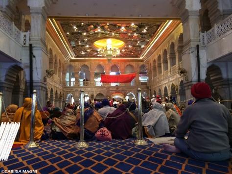 Gurudwara Sis Ganj Sikh