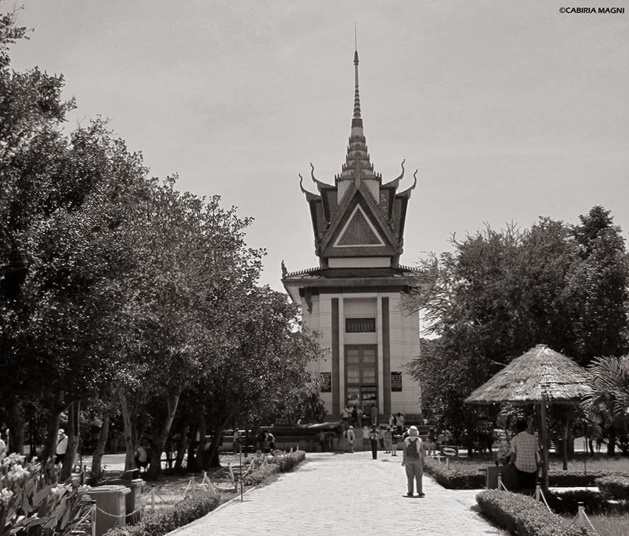 Choeung Ek Cambodia killing field