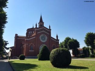 Verderio chiesa Cabiria Magni