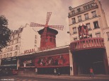 Moulin Rouge, Paris. Cabiria Magni