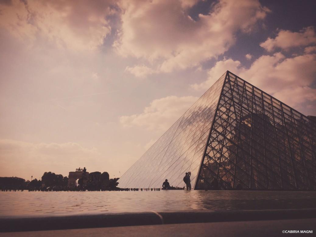 Louvre, Paris. Cabiria Magni