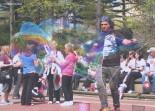 Bubbles, NY