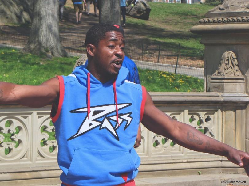 Look at me, I'm a star! NY