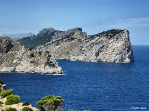 Faro Formentor Maiorca cabiria magni