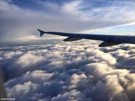 viaggio aereo cabiria magni