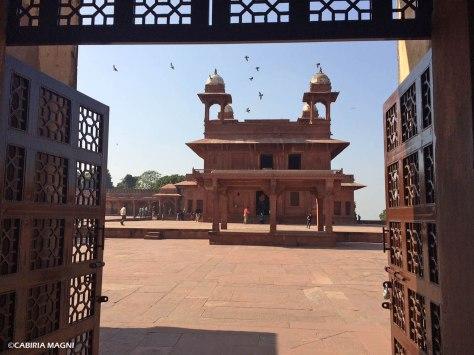 Fatehpur Sikri ingresso