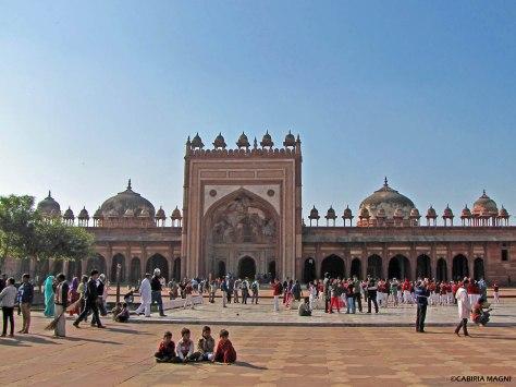 Fatehpur Sikri  moschea