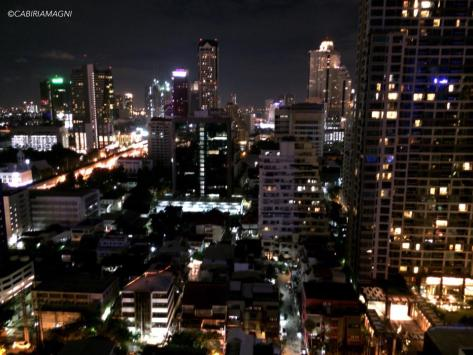 night in Bangkok