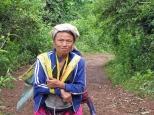 Incontri tra i sentieri attorno a Huay Pakoot. Cabiria Magni, Thailandia