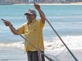 Pescatore a Jimbaran, Bali. Cabiria Magni