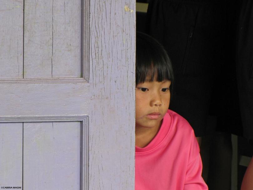 Singburi: pensieri oltre la porta. Thailandia, Cabiria Magni