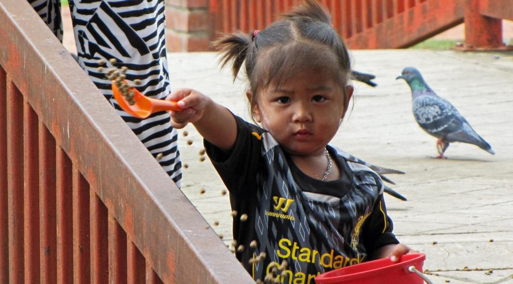 Lavoratori di Ayutthaya! Thailandia Cabiria Magni