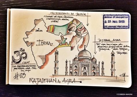 Carnet di viaggio #03 Rajasthan e Agra