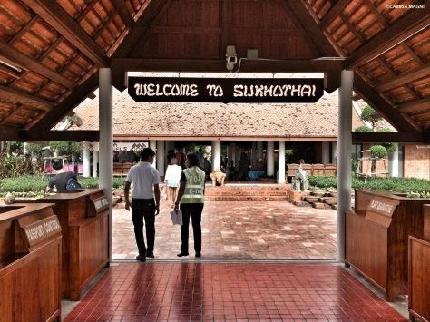 Aeroporto Sukhothai Cabiria Magni