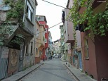 Le strade di Balat Cabiria Magni Istanbul
