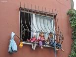 I bimbi del Fener Cabiria Magni Istanbul