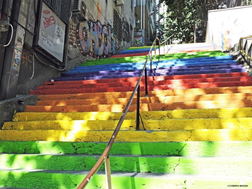 I colori di Beyoglu Cabiria Magni Istanbul