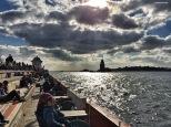 Il cay a Salacak, sulla sponda asiatica Cabiria Magni Istanbul
