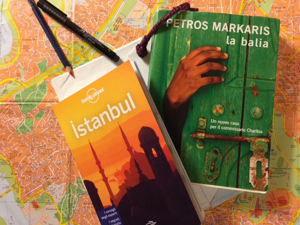 Istanbul romei Markaris
