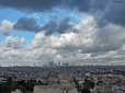 La vista dalle Mura Teodosiane Cabiria Magni Istanbul