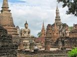 Wat Mahathat stupa