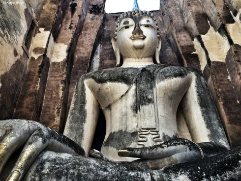 Wat Si Chum Buddha Thailandia