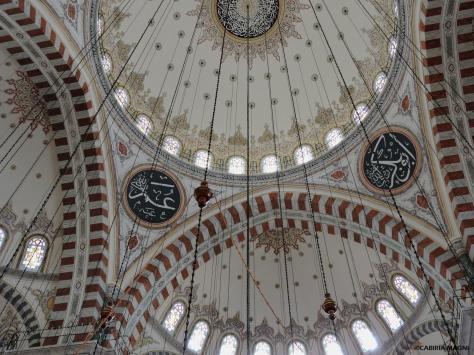 Moschea di Fatih, cupola