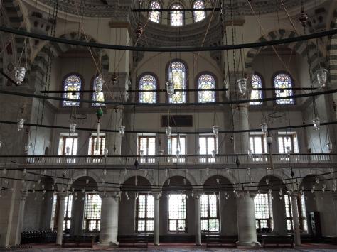 Moschea di Fatih, Istanbul, Cabiria Magni