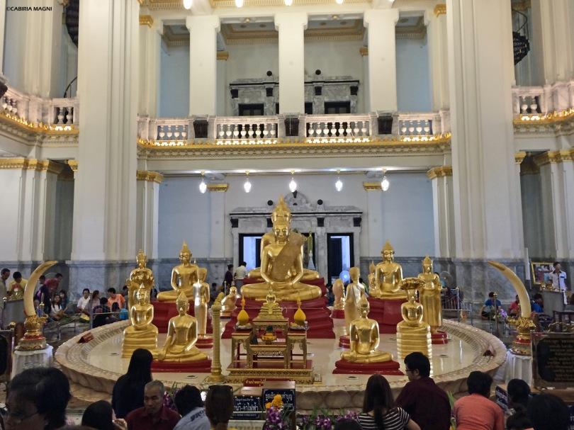 Wat Sothon Wararam Worawihan, interno