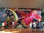 I Transformers del Wat Saman Rattanaram