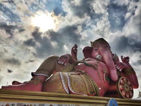 Wat Saman Rattanaram Cabiria Magni