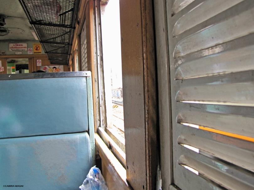 Il treno per Chachoengsao