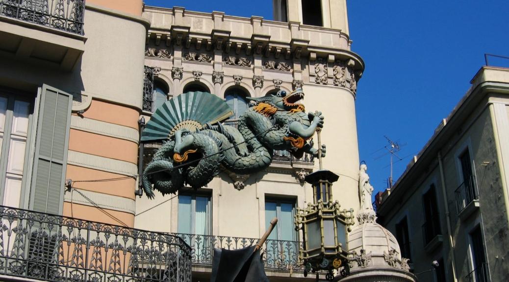 Barcellona Casa Cuadros Rambla