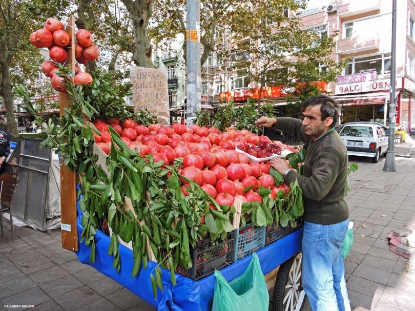 Melograno Istanbul Cabiria Magni