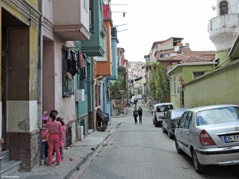 Istanbul Balat Cabiria Magni