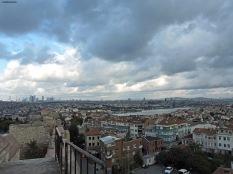 Istanbul vista panorama Cabiria Magni