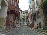 Fener strada Cabiria Magni Istanbul