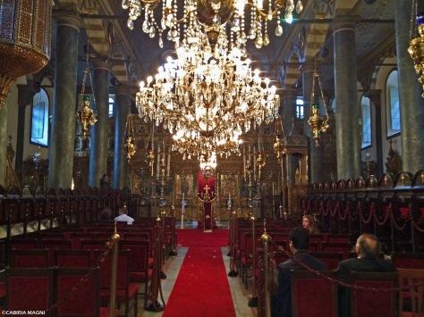 Istanbul Fener Patriarcato ortodosso Cabiria Magni