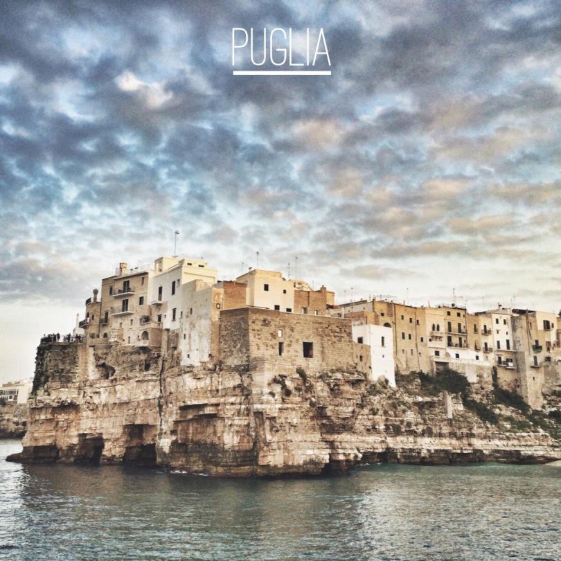 Polignano, Puglia